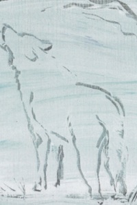 She Wolf Howling © Linda Ryan