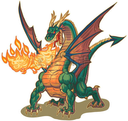 Tom dragon