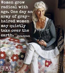 Radical woman